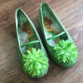 Tinker Bell Disney Shoes