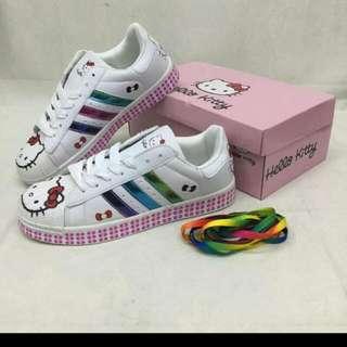 ADIDAS HELLO KITTY SKATEBOARD Shoes Size 36 To 40