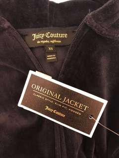 (100% new and authentic)Juicy Couture jacket