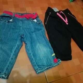 Preloved pants branded