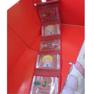 Sanrio Patty&Jimmy 掛信袋 1998年