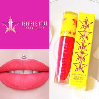 [BN] JEFFREE STAR COSMETICS Velour Liquid Lipstick | WATERMELON SODA