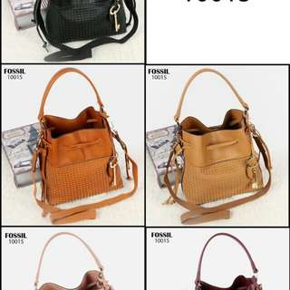 FOSSIL  Neo Glamour Smooth Leather  10015*