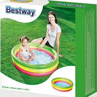 Inflatable Swimming Pool for Baby/Kids