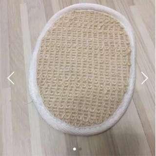 Loofah Sponge Shower Scrub