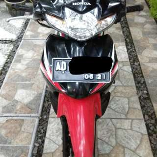Honda Absolute Revo Th 2011
