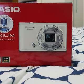 Casio Exilim ZR5100