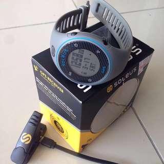 Running Watch Soleus GPS One Unisex