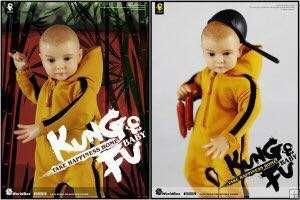 WTB WORLDBOX LAKOR BABY KUNGFU
