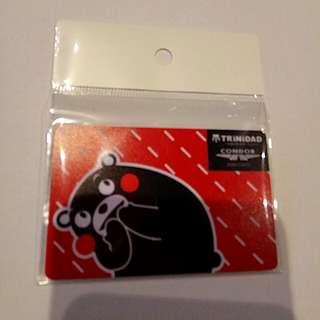 熊本熊 Phoenix card