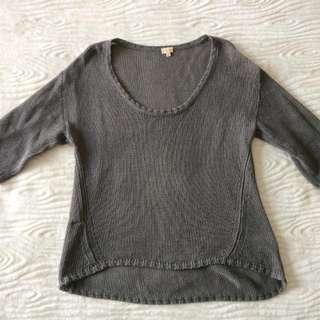 Aritzia T. Babaton Silk Blend Sweat