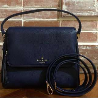 [REPRICED] Kate Spade Chester Street Miri Pebbled Leather Bag
