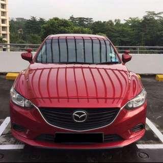 Mazda 6 Auto 2.0
