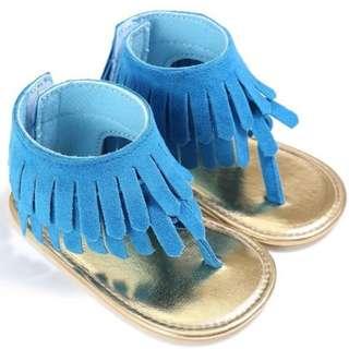 Baby Crib Tassel Summer Sandal