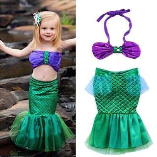 Mermaid Tail Swimwear for Baby 12-18M