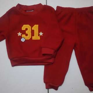 terno for baby boy or girl
