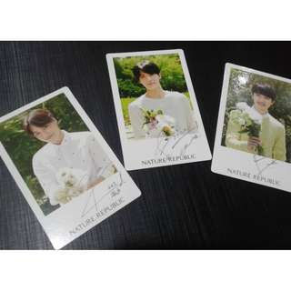 [OFFICIAL] EXO Nature Republic Photocards