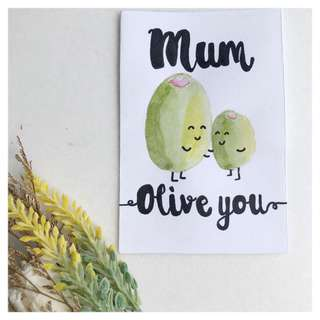 Chapter 4 [Mother's Day Series] #1 Olive you