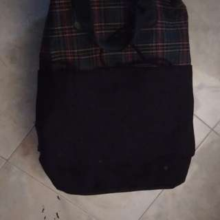 Long Bag (can storage a lot of items), rarely used