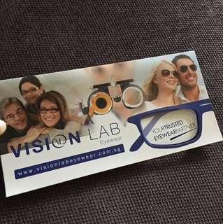 Vision lab voucher