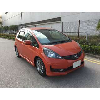HONDA FIT RS 1.5 GE8 FACELIFT 2012