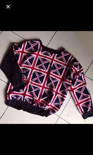 UK 🇬🇧 Oversized sweatshirt / preloved