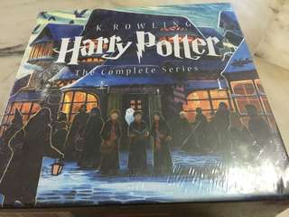 Harry Potter set of 7