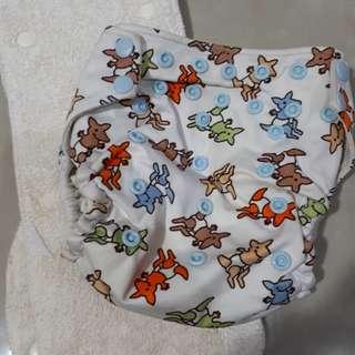 Rumparooz cloth diaper