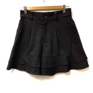 TC black shorts size 1