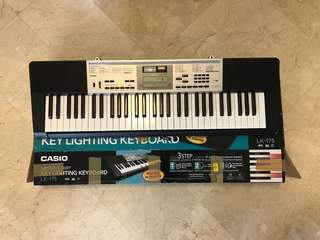 Casio Keyboard LK-175