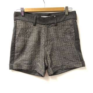 TC gray with gold shorts size 1