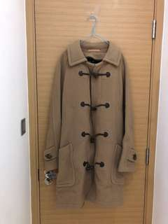 Burberry coat 漁夫褸