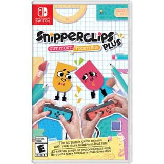 WTB> Snipperclips Nintendo Switch