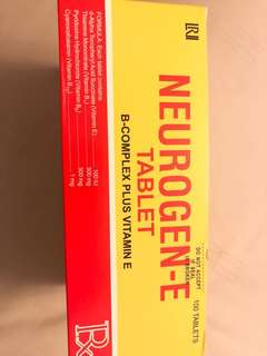 Neurogenic-E tablet