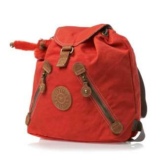 Red Kipling Bag