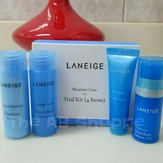 [mini] Laneige Moisture Care Kit