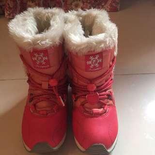Fila Kids Winter Boots (free sf cavite-laguna,biñan and mm areas)