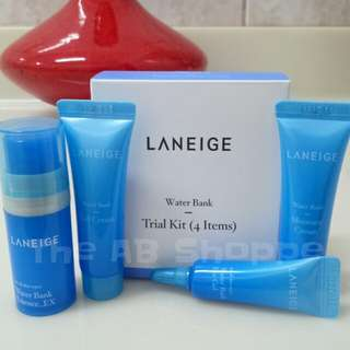 [mini] Laneige Waterbank Trial Kit