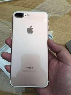 iPhone 7 Plus 金 128GB