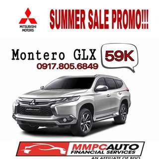 Montero GLX MT