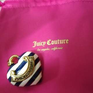 Juicy couture 吊墜/掛飾