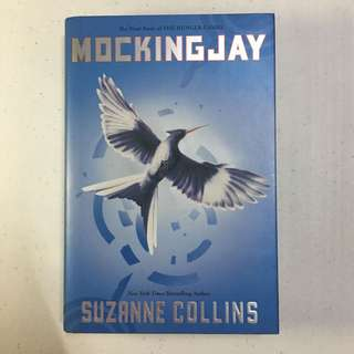 [Hardbound] Mockingjay: The Final Book of The Hunger Games by Suzanne Collins