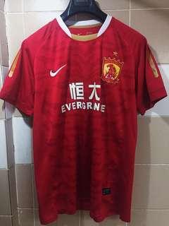 MURIQUE #11- Guangzhou Evergrande Home football-soccer jersey size XL
