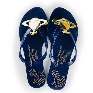 正品✨Vivienne Westwood x Melissa 果凍色拖鞋