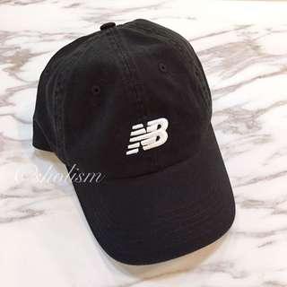 保證正品✨ NB new balance 老帽 刺繡 立體 logo 棒球帽 鴨舌帽 帆布