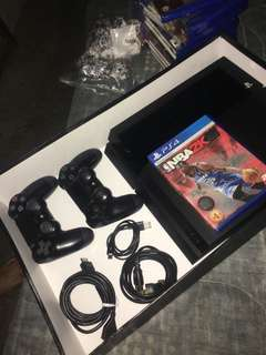 Playstation 4 Phat (5.50 firmware