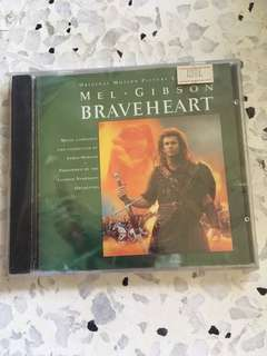 """Braveheart"" OST - original CD"