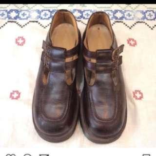 日本帶回🇯🇵絕版🇯🇵Dr.martens瑪莉珍娃娃鞋