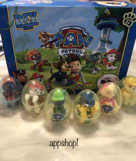 Paw patrol- ideal baby party gift, goodies bag gift, party goody bag packages