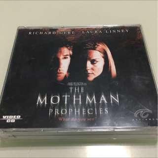 The Mothman Prophecies - Horror Movie